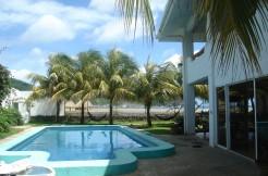 Ocean view swiming pool