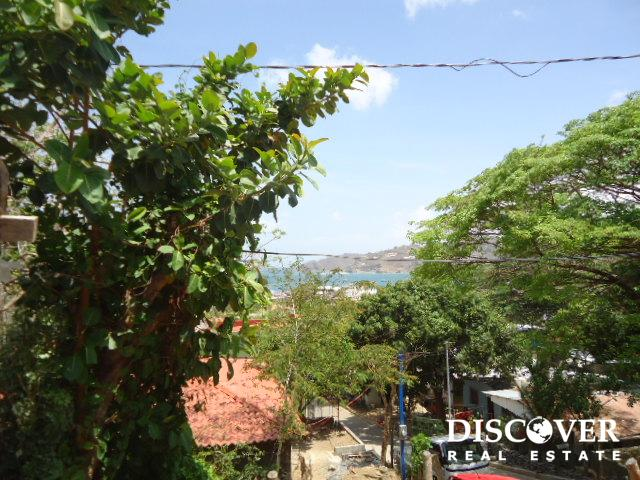 Great Lot in Town  With a View of the Bay of San Juan del Sur