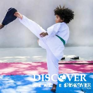 Magazine Photo of Taekwondo