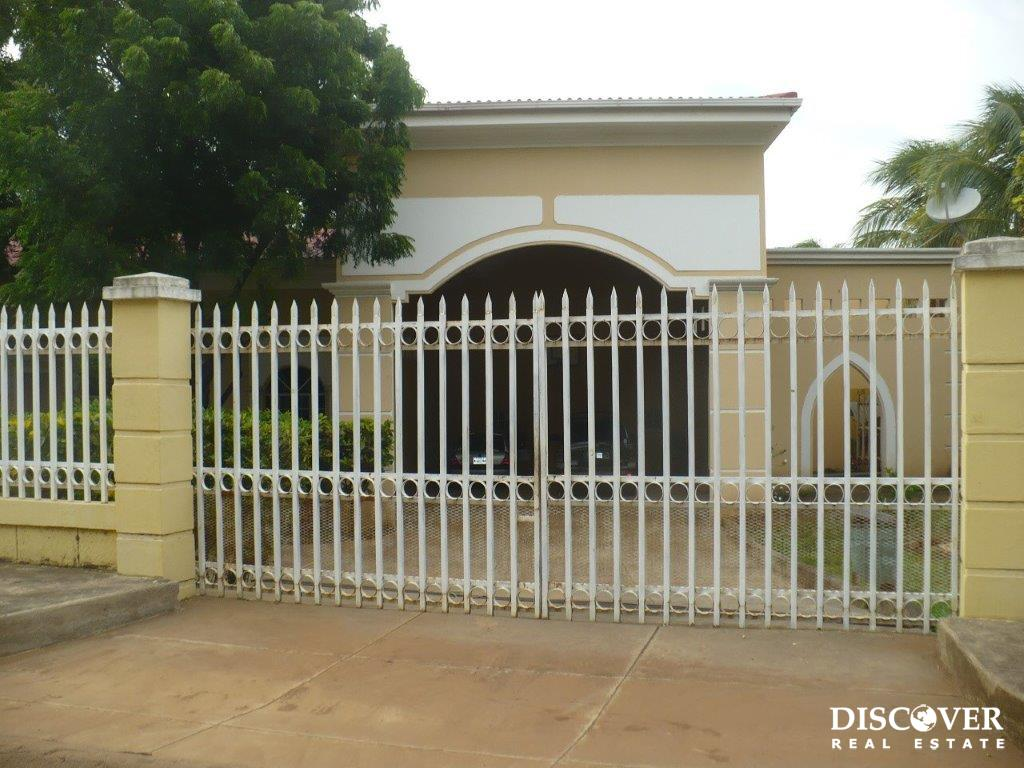 Quiet Location Close to Downtown Managua