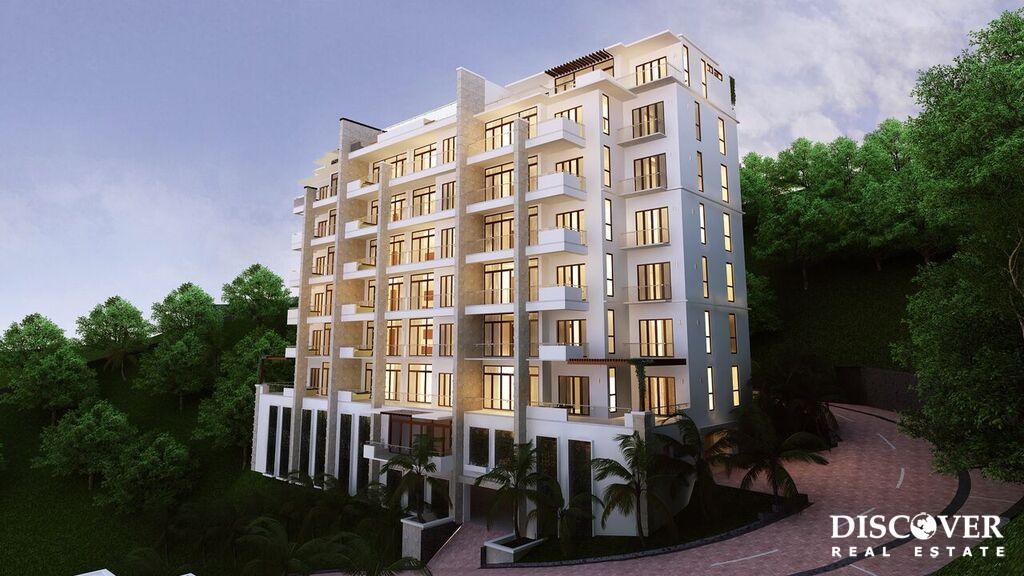Luxury Condominiums in La Joya Pacific Marlin