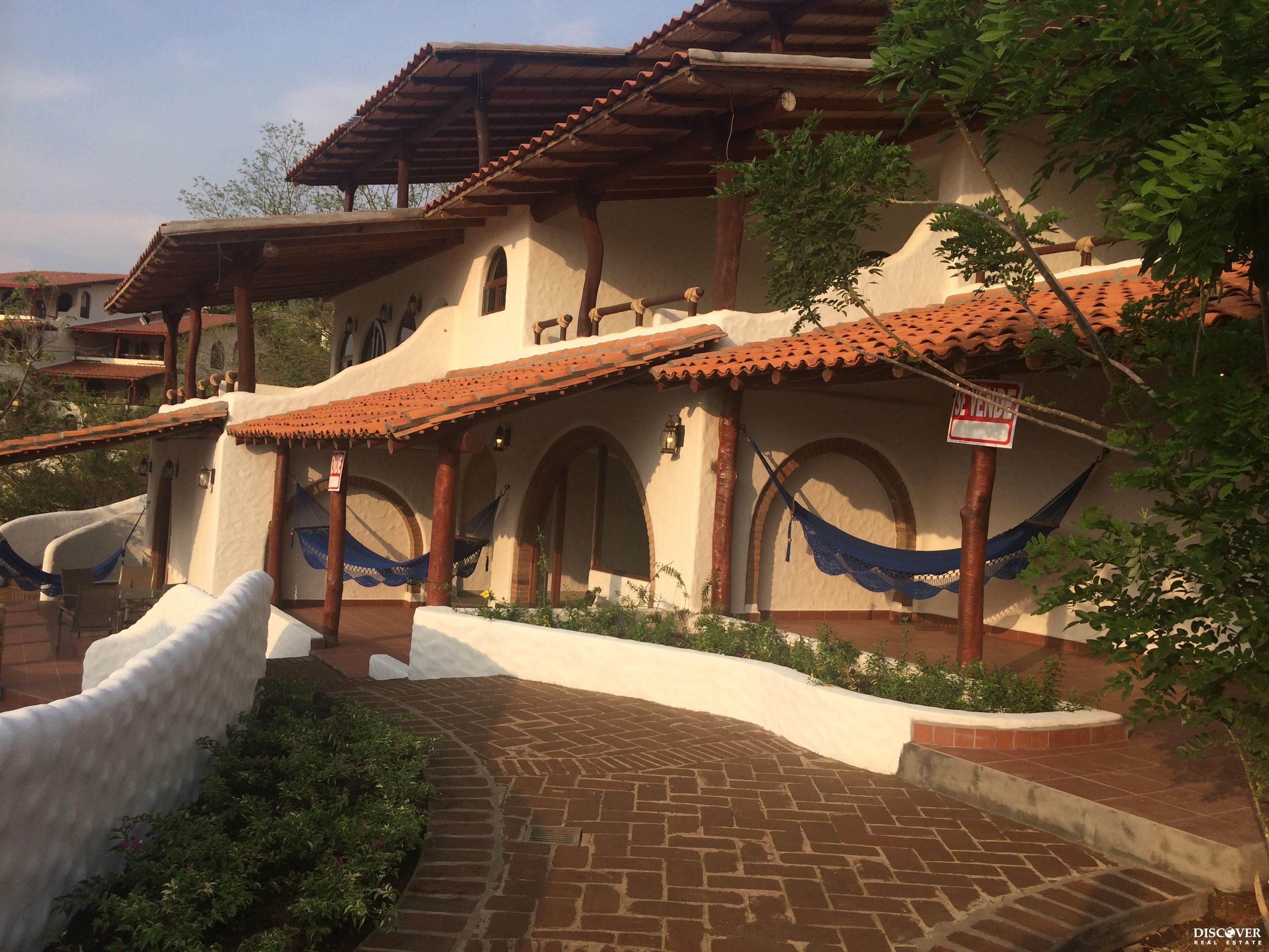 Villas de Pelican within the Pelican Eyes Resort and Hotel