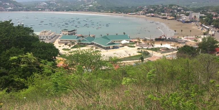 Development property above Port Area of SJDS