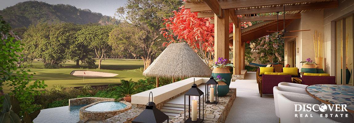 Guacalito de la Isla, Luxuries Villas