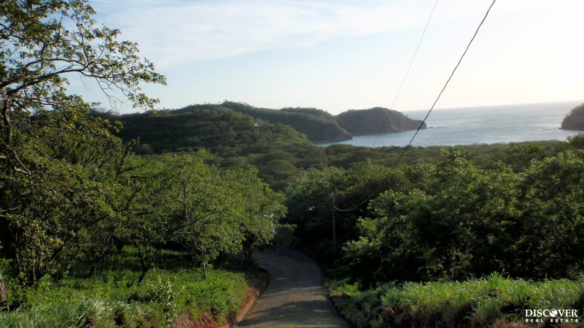 BEST DEAL in upscale Los Miradores – HUGE ocean view lot