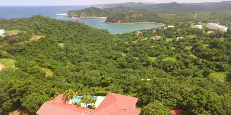 Pacific Marlin House aerial view